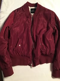 Dark red Jacket Winnipeg