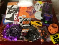 Gothic/Halloween Decorations and More For Sale - Some New