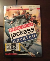 Jackass The Movie Unrated