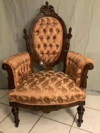 Antique Queen Anne Chair West Miami, 33144