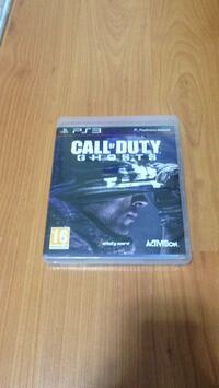 Call of duty Gohst Ps3