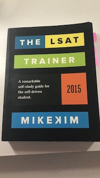 The LSAT trainer  Tallahassee, 32303