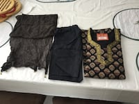 Brand new pant,top and scarf set for 10-12 yrs. old girl. Brossard, J4X 1Y4