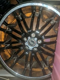 "22"" 5bolt rims ASAP Cambridge"