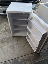 white single-door refrigerator Jacksonville, 36265