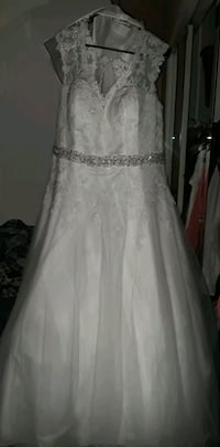 women's ivory  wedding dress Port Richey, 34668