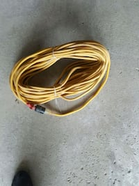 Yellow 100 ft extension for construction  Mississauga, L5J 4S4