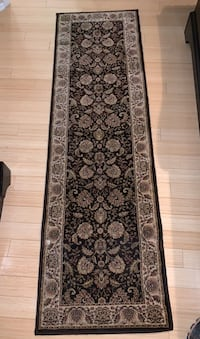 "Rug27"" x 7'7"" Kenneth mink runner!!"