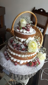 Wedding cakes for order Spicers bakery tillsonburg
