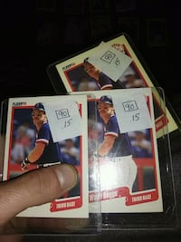 two baseball player trading cards Ooltewah, 37363