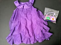 Purple toddler dress with purse Columbia, 21045