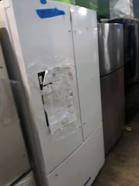 Brand new French doors refrigerator excellent  Baltimore, 21223