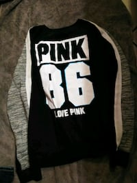 black and white Pink by Victoria's Secret sweater Dayton, 45403