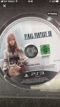 final fantasy xııı Ps3 Osmangazi, 16090