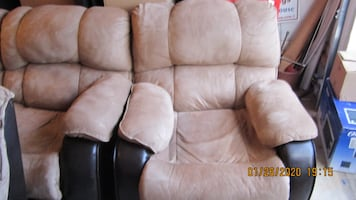 Rocking recliner to complete the couch and loveseat