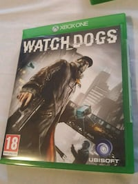 Se Dogs Xbox One game case Oslo kommune, 0970