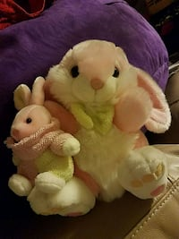Easter bunny plush North Little Rock, 72116