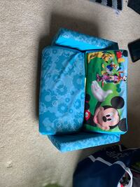 mickey mouse pull out chair.