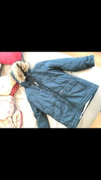 Amber Comby Fitch snow jacket