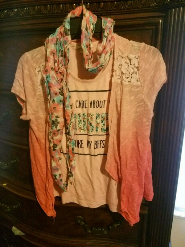 ac36496ca2d01 huge lot girl clothes size 14 to 16 part 1