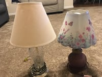 Two Lamps For Sale Frederick