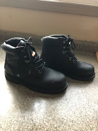 Work boots Size 8 1/2 Winnipeg, R2L 1P8