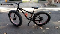 mountain bike nera hardtail Modena, 41126