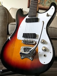 The Hallmark by Shade 3TB (Mosrite) II  Toronto, M6G 2V6
