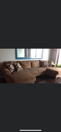 Large sectional couch Toronto, M4W 1G9