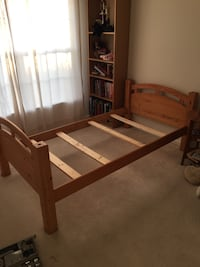 Twin Bed Frame Silver Spring, 20904