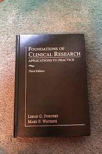 Foundations of Clinical Research Textbook