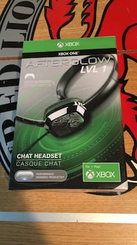 Xbox one afterglow LVL 1 pdp chat headset also have level 5 (100$) Montreal East, H1E 3L1