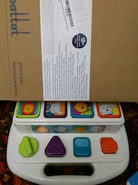Brand new baby popup toy by battat Toronto, M4C 4X6