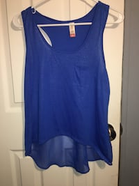 blue tank top Chillicothe, 45601