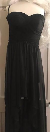 Black [prom] dress size 3/4 College Park, 20740