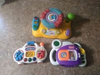 baby's three assorted learning toys Wyoming, 49519