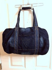 Guess denim bag  Surrey, V3V 7C3
