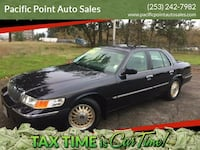 1999 Mercury Grand Marquis LS 4dr Sedan Lakewood, 98499