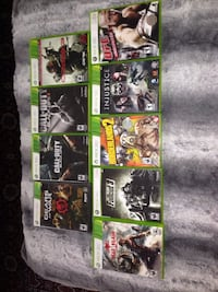Xbox360 Games St Albert, T8N
