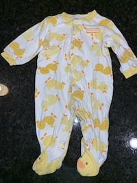 Duck jammies Howard, 54313