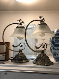 Table lamps Pair Vancouver, V6P 4Z4