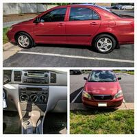Priced to sell - Toyota corolla 2005 Herndon
