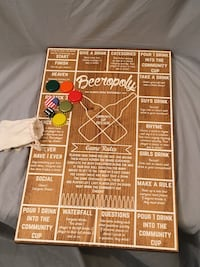 Beeropoly drinking game Phoenix, 85032