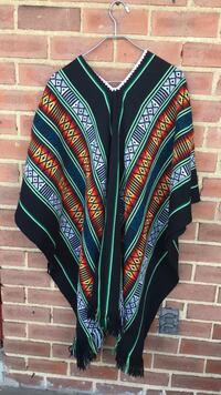Mexican Poncho New York, 11375