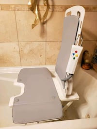 Remote Control Bath Chair
