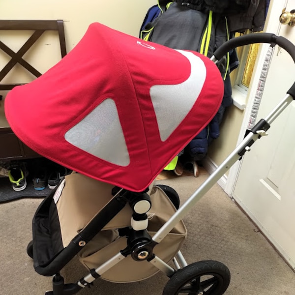Cameleon Bugaboo stroller with accessories. Excellent condition.   c9a65a63-9e98-4768-848b-514bb549992b