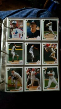 1991 Upper Deck Baseball Cards. London, N6E 2C7