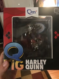 Harley Quinn fig figure never opened Ankeny, 50021