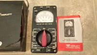Triplett Model 666-R Volt-Ohm-Milliammeter St Paul, 55106