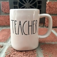 *SALE* Rae Dunn Teacher Mug (new) Burlington, L7L 5W9